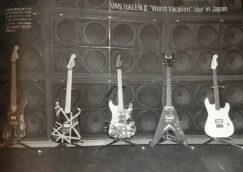 Van Halen Gear Timeline